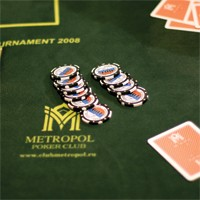 8-й этап Кубка России по спортивному покеру