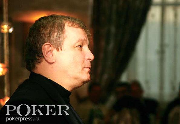 Дмитрий Лесной покерист
