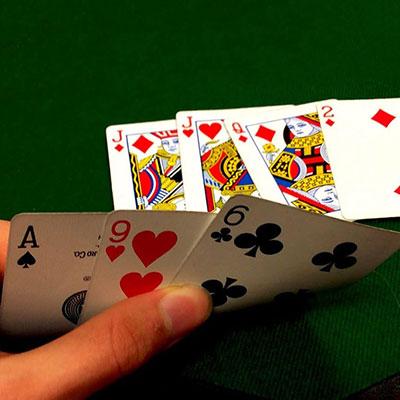 Семикарточный Стад покер правила