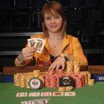 Светлана Громенкова чемпион мира по покеру среди женщин